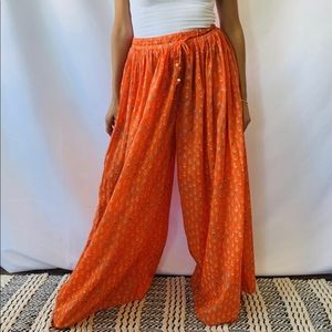 Free People dream time pants